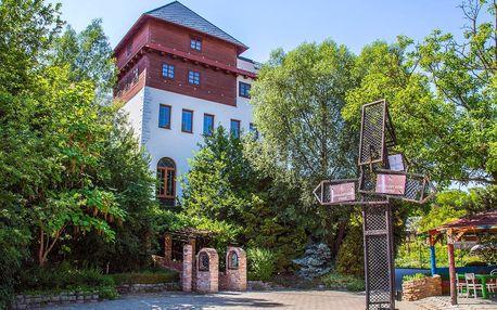 Rodinný apartmán na jižní Moravě a wellness