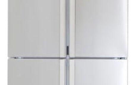 Kombinace chladničky s mrazničkou Beko GNE 114631 X nerez