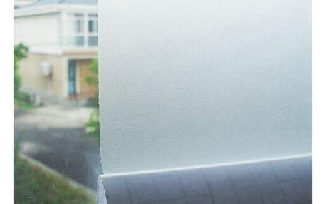 Zmatňující nálepka na sklo - 45 x 100 cm