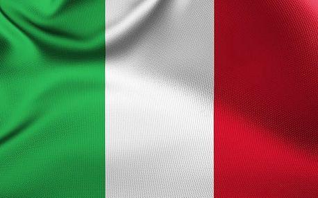 Intenzivní letní kurz italštiny pro úplné začátečníky A1 (po. a stř. 7.00-8.30)