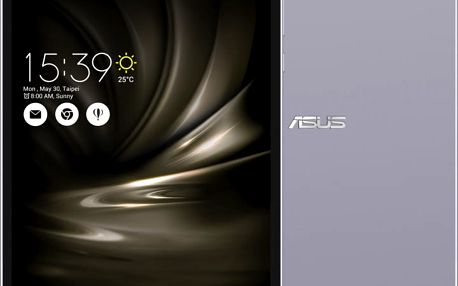 "ASUS ZenPad 3S (Z500KL-1A023A) 10"" - 64GB, LTE, šedá - 90NP00I1-M00250 + Zdarma GSM T-Mobile SIM s kreditem 200Kč Twist (v ceně 200,-)"