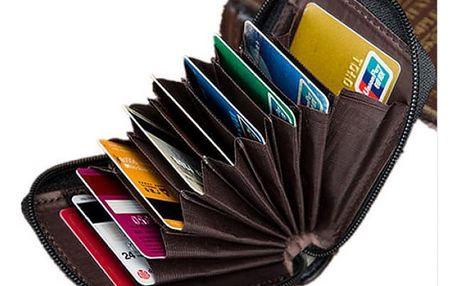 Peněženka na platební karty Fashion Case