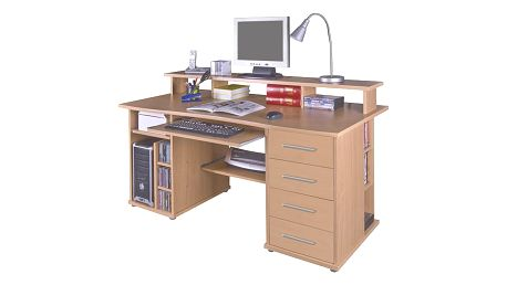 PC stůl FRANZ
