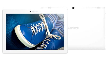 "Lenovo IdeaTab 2 A10-30 10,1"" - 16GB, LTE, bílá - ZA0D0086CZ + Zdarma GSM T-Mobile SIM s kreditem 200Kč Twist (v ceně 200,-)"