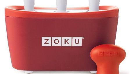Červený zmrzlinovač Zoku Quick Pop - doprava zdarma!