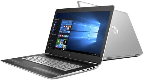 HP Pavilion Gaming 17 (17-ab200nc), stříbrná - 1GM86EA + Kupon na hru ROCKET LEAGUE, platnost od 30.5.2017 - 31.7.2017