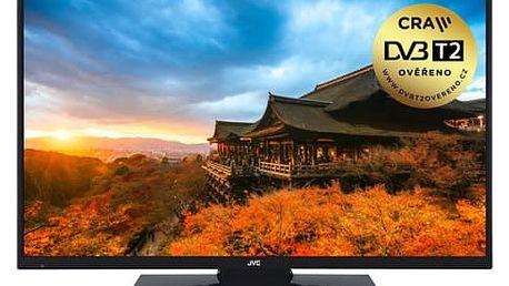Televize JVC LT-32VH42J černá