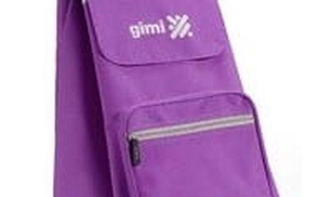 Gimi Argo Nákupní taška na kolečkách fialová