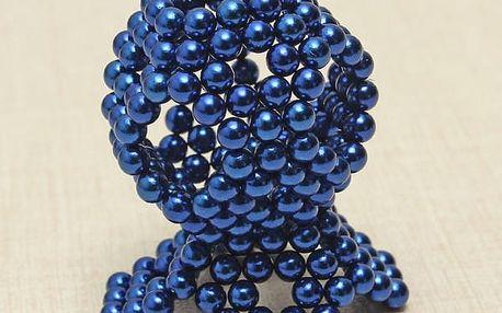 Sada 216 ks neocube magnetů - modrá