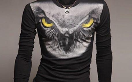 Originální tričko pro pány - Černá, velikost 6 - dodání do 2 dnů