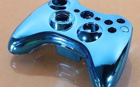 Ochranný kryt na ovladač Xbox 360 - modrá