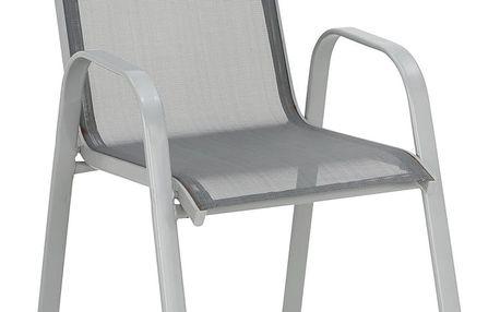 Stohovatelná židle stitch, 54/96/76 cm