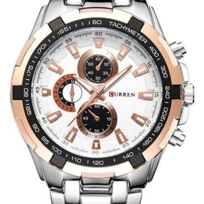 Pánské hodinky v ležérním stylu