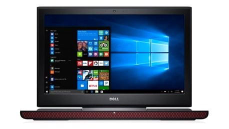 Notebook Dell 15 Gaming 7000 (7566) (N-7566-N2-512K) černý