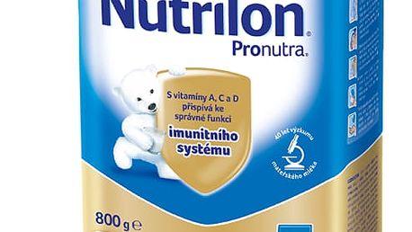 6x NUTRILON 5 ProNutra (800g) - kojenecké mléko