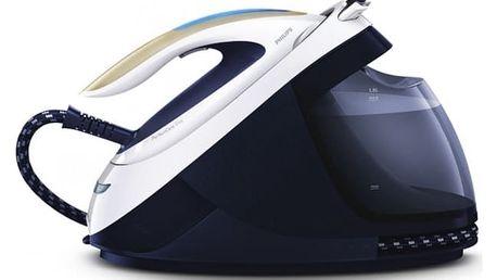 Philips PerfectCare Elite Systémová žehlička GC9630/20 + DÁREK žehlící prkno VILEDA 120 980