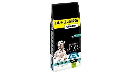 Granule Purina Pro Plan LARGE ADULT Athletic Sensitive Digestion Jehně 14 kg + 2,5 kg + Doprava zdarma