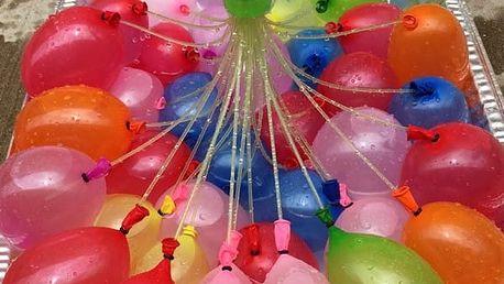 Sada balonků na vodní bitvu - dodání do 2 dnů