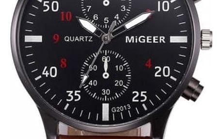 Elegantní pánské hodinky - 3 barvy