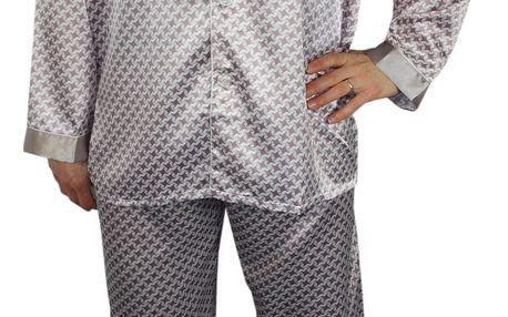 Philipe pánské saténové pyžamo