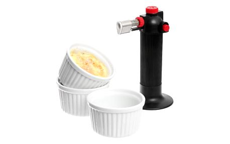 Set na crème brûlée Premier Housewares Chefs