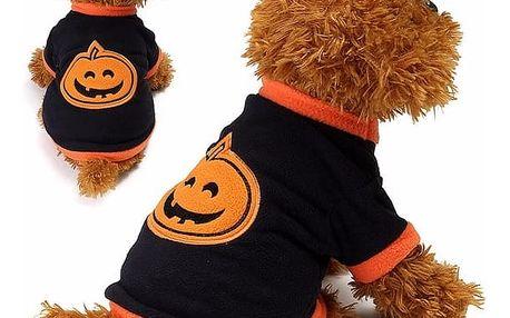 Obleček pro pejsky - Halloween