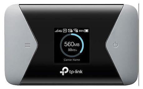 TP-LINK M7310 + Powerbank TP-LINK TL-PB10400, 10400mAh + O2 předplacená karta na mobilní internet 1,5GB zdarma k TP-Linku