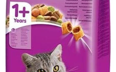 Whiskas Cat Adult hovězí 14 kg