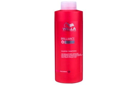 Wella Brilliance Normal Hair 1000 ml šampon pro ženy
