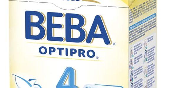 NESTLÉ BEBA 4 OPTIPRO (600 g) - kojenecké mléko