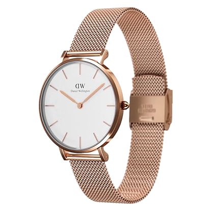 Dámské růžově zlaté hodinky Daniel Welington DW00100163 - doprava zdarma!