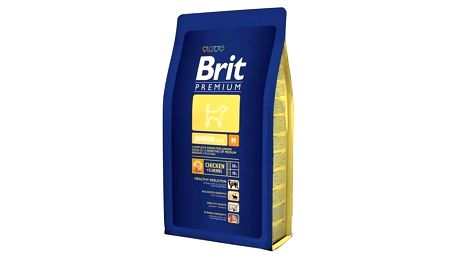 Granule Brit Premium Dog Junior M 3 kg