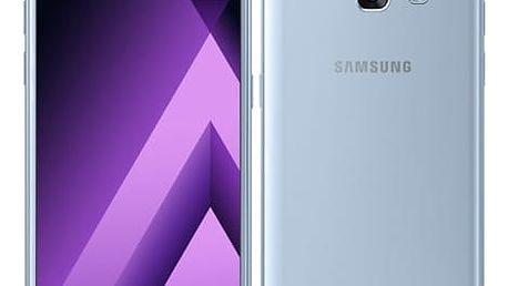 Mobilní telefon Samsung A3 (2017) (SM-A320FZBNETL) modrý