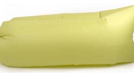 Nafukovací vak G21 Lazy Bag zelený