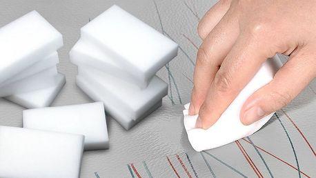 Balíček 10 melaminových čistících nanohoubiček