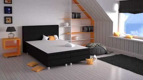 Pamax Vysoká americká postel Dream Bed