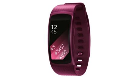 Fitness náramek Samsung Gear Fit2 vel. S (SM-R3600ZINXEZ) růžový