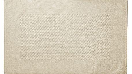 Písková koupelnová předložka Galzone, 80 x 50 cm