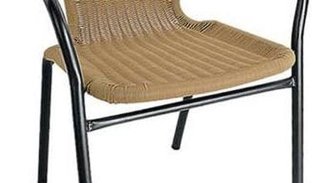 Židle zahradní Happy Green 50XYC-067A ocel