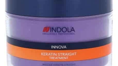 Indola Innova Keratin Straight 200 ml maska na vlasy pro ženy