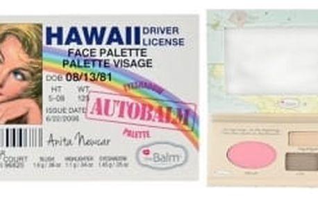 TheBalm Autobalm Hawaii dárková kazeta pro ženy Face Palette