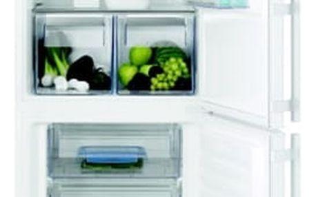 Kombinace chladničky s mrazničkou Electrolux EN3453MOW bílá + DOPRAVA ZDARMA