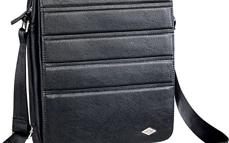 WEDO GoFashion Pro taška pro tablet, svislá, černá - 596101