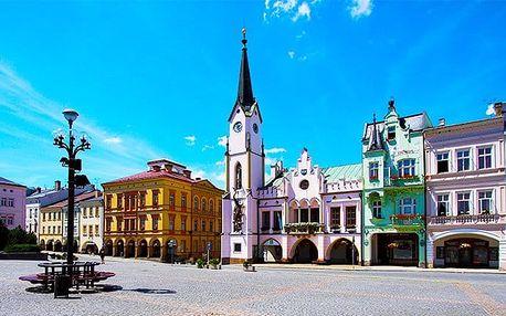 3–4denní aktivní pobyt v apartmánech Vlčice v Krkonoších pro 2 osoby