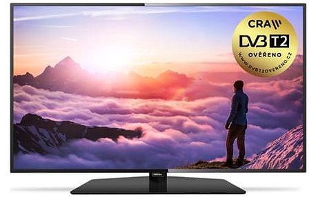 Televize Philips 43PFS5301/12 černá