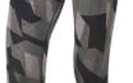Dámské legíny Nike W NSW LGGNG SKYSCRAPER XL BLACK/WHITE