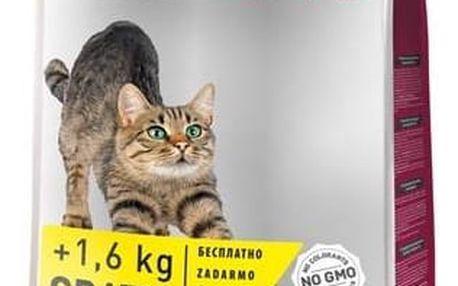 Granule Nutrilove Cat dry Adult fresh chicken 8kg + 1,6kg ZDARMA