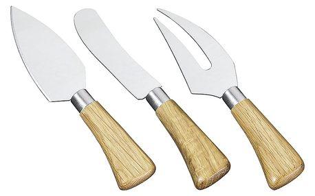 Cilio Set nožů na sýr Calabria, 3 ks