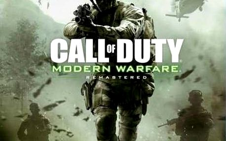 Call of Duty: Modern Warfare Remastered (PS4) - 5030917214639