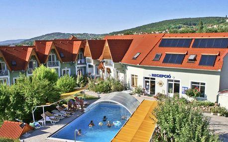 Wellness pobyt u termálního jezera v Maďarsku